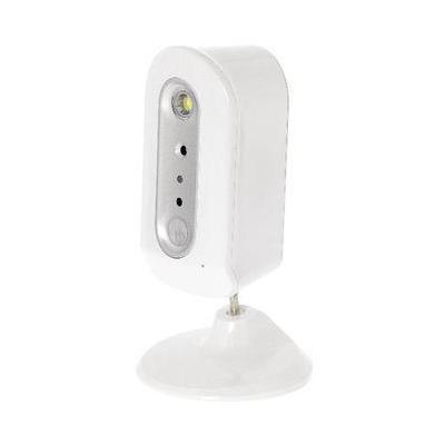König HD IP-Camera Binnen 720P Oplaadbaar Wit/Zilver Beveiligingscamera - Zilver, Wit