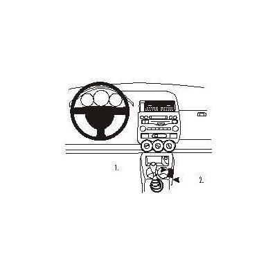 Brodit accessoire : ProClip