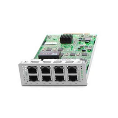 Cisco Meraki 8x1 GbE Copper Interface Netwerk switch module