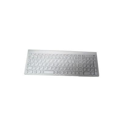 Lenovo SK-8861, 2.4G Keyboard - QWERTY Toetsenbord - Wit