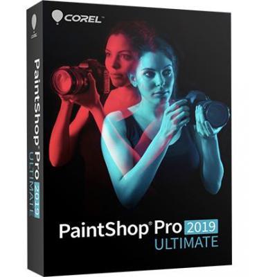 Corel PaintShop Pro 2019 Ultimate grafische software
