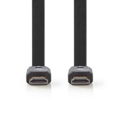 Nedis CVGP34100BK20 HDMI kabel - Zwart