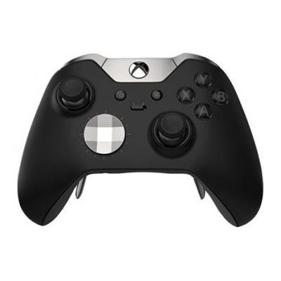 Microsoft game controller: Xbox Elite Wireless Controller - Zwart