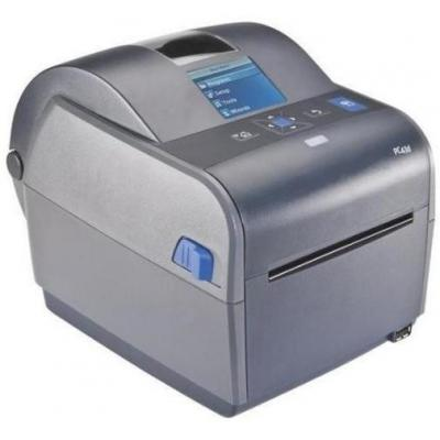 Honeywell PC43D DT LCD LATIN FONT RTC Labelprinter - Grijs