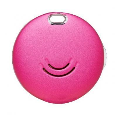 Hbutler Orbit, Bluetooth, 30 m, 9 mm thickness, 90 db, Shocking Pink