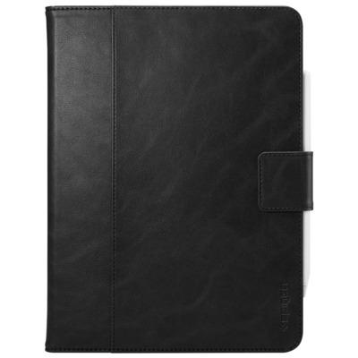 """Spigen iPad Pro 27.94 cm (11"""") (2018) Case Stand Folio (Version 2), PC + Premium Synthetic Leather Tablet case - ....."""