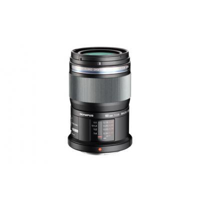 Olympus camera lens: M.Zuiko Digital ED 60mm 1:2.8 Macro - Zwart