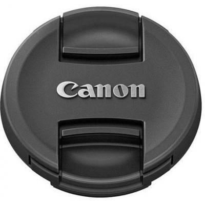 Canon lensdop: E-72 II - Zwart