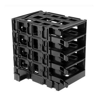 Corsair Carbide Air 540 SSD cage Base with 4x SSD Tray Computerkast onderdeel - Zwart