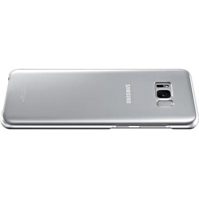 Samsung mobile phone case: Galaxy S8+ Clear Cover Zilver
