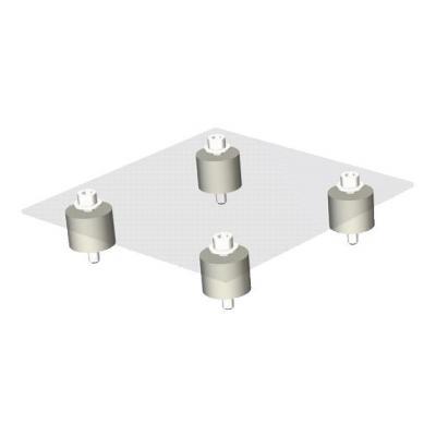 SmartMetals 003.1125 Accessoires montage flatscreen