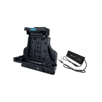 Gamber-Johnson Tablet Vehicle Docking Station, 2x USB 3.0, 3x USB 2.0, RS-232, 19V DC, 299.9x270x100 mm .....