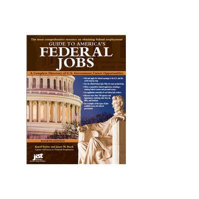 Jist publishing algemene utilitie: Guide to America's Federal Jobs - eBook (EPUB)