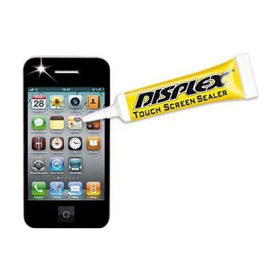 Displex reinigingskit: Touchscreen sealer - Geel