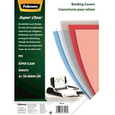 Fellowes 5376107 Binding cover - Transparant
