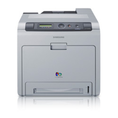 Samsung laserprinter: CLP-620ND - 9600 x 600 dpi, 20 ppm, 128MB, Ethernet 10/100Base-TX, USB 2.0