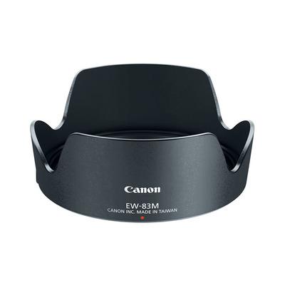 Canon lenskap: EW-83M - Zwart