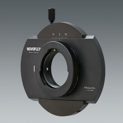 Novoflex PROSHIFT+ lens adapter