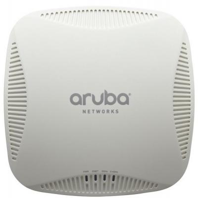 Aruba, a hewlett packard enterprise company access point: 205 Instant Dual Radio 802.11ac (WW) - Wit