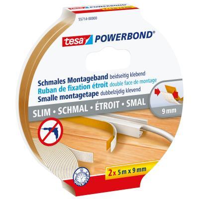 Tesa : Powerbond Smal - Veelkleurig