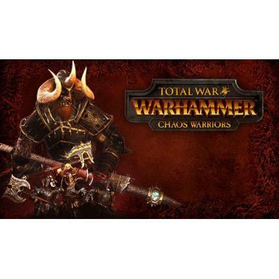 Sega : Total War: WARHAMMER - Chaos Warriors Race Pack