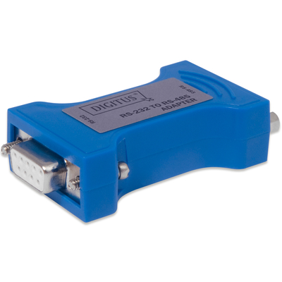 Digitus RS232/RS485 Adapter Kabel adapter - Blauw