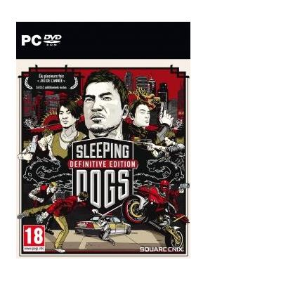 Square enix game: Sleeping Dogs Definitive Edition, PC