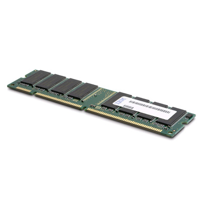 IBM 4GB (2Rx8, 1.5V) PC3-12800 DDR3-1600 LP UDIMM RAM-geheugen