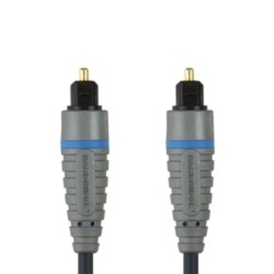 Bandridge Digital Optical Cable - Zwart