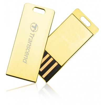 Transcend JetFlash elite T3S 32GB USB flash drive - Goud