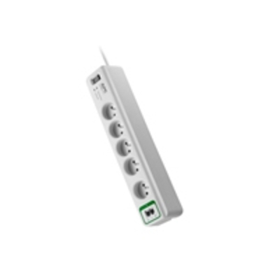 APC Essential SurgeArrest 5 outlets with phone protection 230V France Surge protector