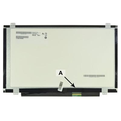 2-Power 2P-B140XW03V.0 Notebook reserve-onderdelen