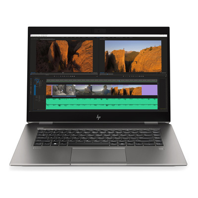 "HP ZBook Studio G5 15,6"" i7 16GB RAM 512GB SSD Laptop - Zilver"