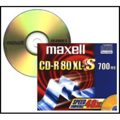 Maxell CD: CD-R 700Mb 48x