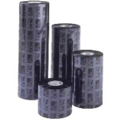 """Zebra Wax/resin 3200 2.24"""" Printerlint - Zwart"""