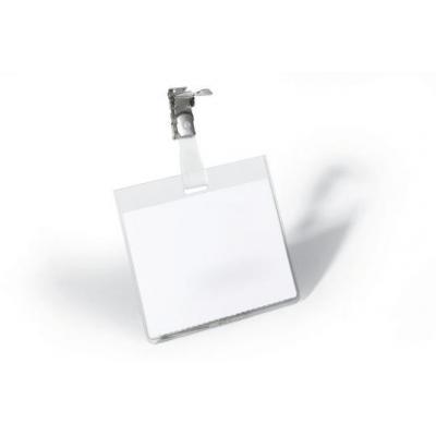 Durable 8003-19 Badge - Transparant