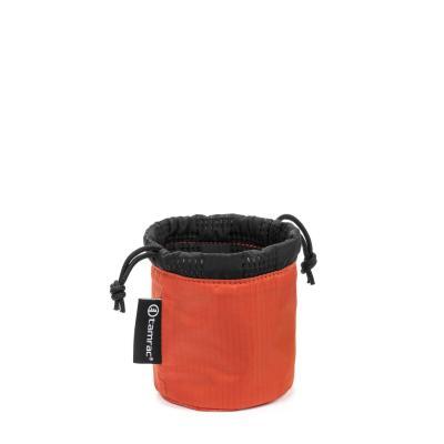 Tamrac apparatuurtas: Goblin Lens Pouch 0.7 - Zwart, Oranje