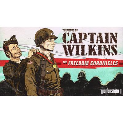 Bethesda Wolfenstein II:The Deeds of Captain Wilkins