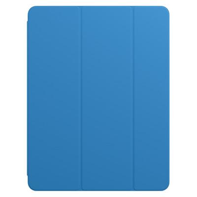 Apple Smart Folio voor 12,9‑inch iPad Pro (4e generatie) - Pacific Tablet case - Blauw
