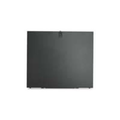 Apc rack toebehoren: NetShelter SX 42U 1070mm Deep Split Side Panels Black Qty 2 - Zwart