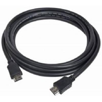 Gembird 3m HDMI M/M HDMI kabel - Zwart