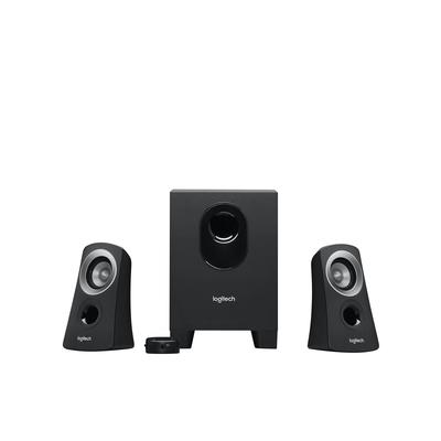 Logitech luidspreker set: Z313 - Zwart