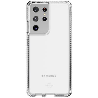 ITSKINS Spectrum Backcover Samsung Galaxy S21 Ultra - Transparant - Transparant / Transparent Mobile phone case