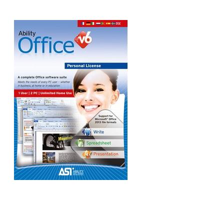 Ability product: Office V6 - Nederlands / Engels / Frans