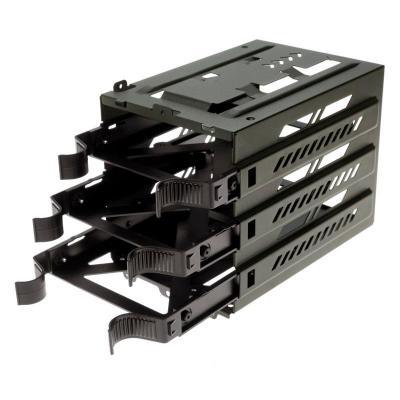 Corsair Vengeance Series C70 HDD Cage with three (3) HDD trays Green Computerkast onderdeel - Groen