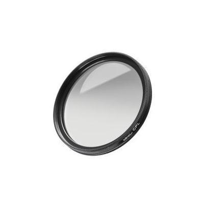 Walimex camera filter: pro MC CPL filter coated 62 mm - Zwart, Transparant