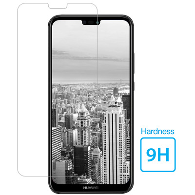 Mobiparts Regular Tempered Glass Huawei P20 Lite Screen protector - Transparant