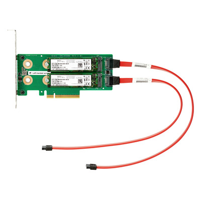 Hewlett Packard Enterprise 878783-K21 Controller