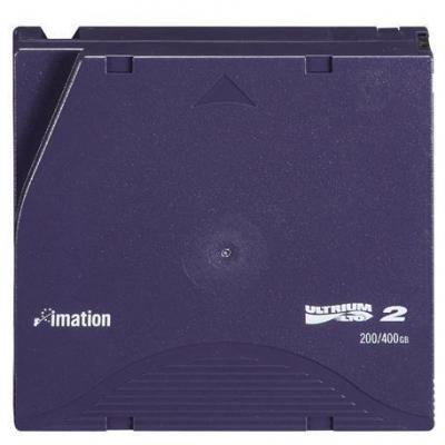 Imation datatape: ULTRIUM LTO Generation 2 Standard Tape Cartridge - Paars