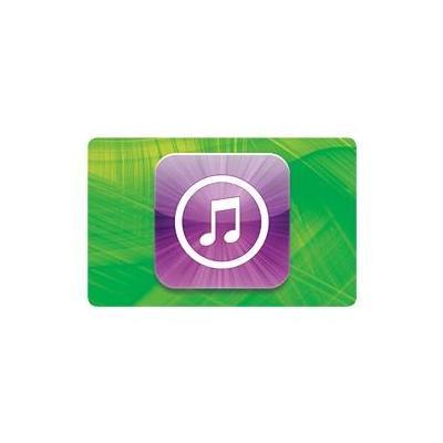 Apple cadeaubon: iTunes Card Cadeaucard t.w.v. 50 euro